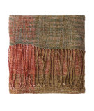 RugStudio presents Company C Throw Carmel Terracotta