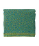 RugStudio presents Company C Throw Haberdash Spring Green