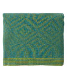 RugStudio presents Company C Haberdash Throw 19039 Spring Green Area Rug