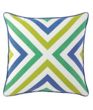 RugStudio presents Company C Chevron Pillow Julep