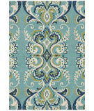 RugStudio presents Company C Adele 19058 Lake Hand-Hooked Area Rug