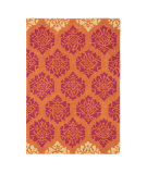 RugStudio presents Company C Gala 80935 Paprika Hand-Tufted, Best Quality Area Rug