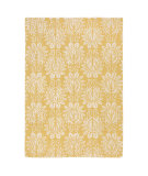 RugStudio presents Company C Chloe 80924 Gold Area Rug