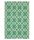 RugStudio presents Company C Crisscross 80928 Julep Woven Area Rug