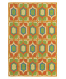 RugStudio presents Rugstudio Sample Sale 80938R Mango Hand-Hooked Area Rug