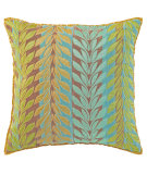 RugStudio presents Company C Laurel Branch Pillow 18890k Lake