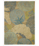 RugStudio presents Company C Monterey 80944 Lagoon Hand-Tufted, Good Quality Area Rug