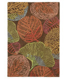 RugStudio presents Rugstudio Sample Sale 80945R Terracotta Hand-Tufted, Good Quality Area Rug