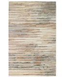 RugStudio presents Company C Birch 19236 Platinum Hand-Tufted, Best Quality Area Rug