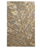 RugStudio presents Company C Out On A Limb 19237 Platinum Hand-Tufted, Best Quality Area Rug