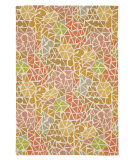RugStudio presents Company C Sea Glass 80953 Coral Hand-Tufted, Good Quality Area Rug