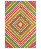 RugStudio presents Company C Spinnaker 80959 Multi Hand-Hooked Area Rug