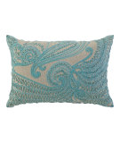 RugStudio presents Company C Stella Pillow 19110k Lake