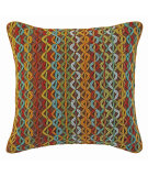 RugStudio presents Company C Thicket Pillow 18974k Chocolate