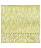 RugStudio presents Company C Staccato Throws 19254 Willow Woven