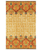 RugStudio presents Company C Warm As Toast 19195 Caramel Hand-Tufted, Best Quality Area Rug