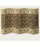 RugStudio presents Couristan Leopard Trellis 6391 Ivory Machine Woven, Good Quality
