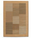 RugStudio presents Rugstudio Sample Sale 8190R Sahara Tan 0766-5860 Machine Woven, Better Quality Area Rug