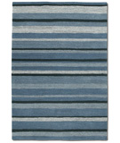 RugStudio presents Couristan Super-Indo Colors Brielle Dusk Blue 2150-8400 Area Rug