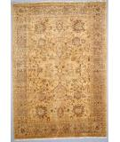 RugStudio presents Couristan Chobi Meshed Mocha 3315-0011 Hand-Knotted, Best Quality Area Rug