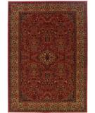 RugStudio presents Couristan Everest Ardebil Crimson 3760-4872 Machine Woven, Better Quality Area Rug