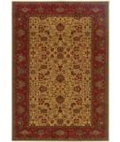 RugStudio presents Couristan Everest Tabriz Harvest Gold 3773-4874 Machine Woven, Better Quality Area Rug