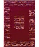 RugStudio presents Rugstudio Famous Maker 38217 Red Machine Woven, Good Quality Area Rug