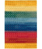 RugStudio presents Couristan Oasis Rainbow Multi 6156-0202 Hand-Tufted, Better Quality Area Rug