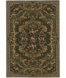 RugStudio presents Rugstudio Famous Maker 39087 Deep Sage Machine Woven, Good Quality Area Rug
