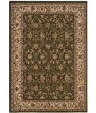 RugStudio presents Couristan Himalaya Isfahan Deep Sage 6259-3000 Woven Area Rug