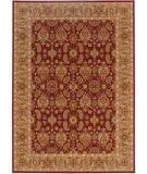 RugStudio presents Couristan Royal Kashimar All Over Vase Perisan Red 8132-2608 Machine Woven, Best Quality Area Rug