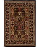 RugStudio presents Couristan Royal Kashimar Antique Nain Black 8199-2599 Machine Woven, Best Quality Area Rug