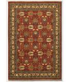 RugStudio presents Couristan Lahore Antique Kazak Reddish Clay 1266/2466 Hand-Knotted, Best Quality Area Rug
