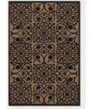RugStudio presents Couristan Urbane Lafayette Tan/Charcoal Flat-Woven Area Rug