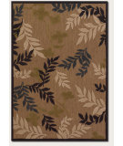 RugStudio presents Couristan Urbane Fairview Tan/Charcoal Flat-Woven Area Rug