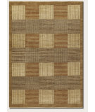 RugStudio presents Couristan Chobi Kileam Camel Hand-Knotted, Best Quality Area Rug