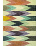 RugStudio presents Couristan Mesquite Bayou Lin/Plu/Dustyblu Woven Area Rug