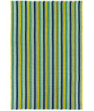 RugStudio presents Couristan Bar Harbor Lemon Drop Flat-Woven Area Rug