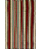 RugStudio presents Couristan Bar Harbor Pumpkin Spice Flat-Woven Area Rug