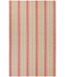 RugStudio presents Couristan Bar Harbor Bar Harbor Raspbry Lemonade Flat-Woven Area Rug