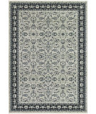 RugStudio presents Couristan Bacara Camryn Cream/Ebony Machine Woven, Good Quality Area Rug