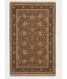 RugStudio presents Couristan Jangail All OVer Isfahan 1292 Barley 0103 Hand-Knotted, Best Quality Area Rug