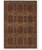RugStudio presents Couristan Jangali Antique Meshad Mocha/Rust Hand-Knotted, Best Quality Area Rug