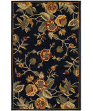RugStudio presents Couristan Botanique Bailey Black Area Rug