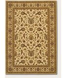 RugStudio presents Couristan Royal Luxury Brentwood Linen-Beige 1323-0001 Machine Woven, Good Quality Area Rug