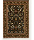 RugStudio presents Couristan Royal Luxury Brentwood Ebony 1323-0003 Machine Woven, Good Quality Area Rug