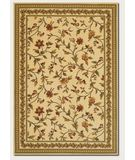 RugStudio presents Couristan Royal Luxury Winslow Linen-Beige 1327-0001 Machine Woven, Good Quality Area Rug