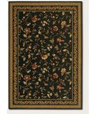 RugStudio presents Couristan Royal Luxury Winslow Ebony 1327-0003 Machine Woven, Good Quality Area Rug