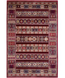 RugStudio presents Couristan Cire Jerrico Ruby Machine Woven, Good Quality Area Rug