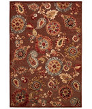 RugStudio presents Couristan Cire Marlow Quartz/Ruby Machine Woven, Good Quality Area Rug